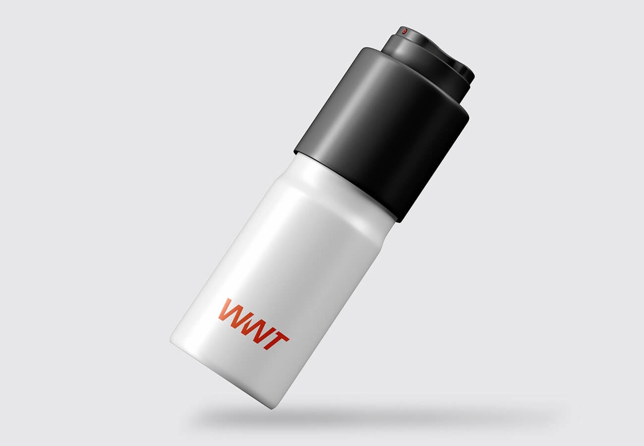 Waterbottle Branding Design